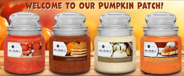 Pumpkin Patch Candles