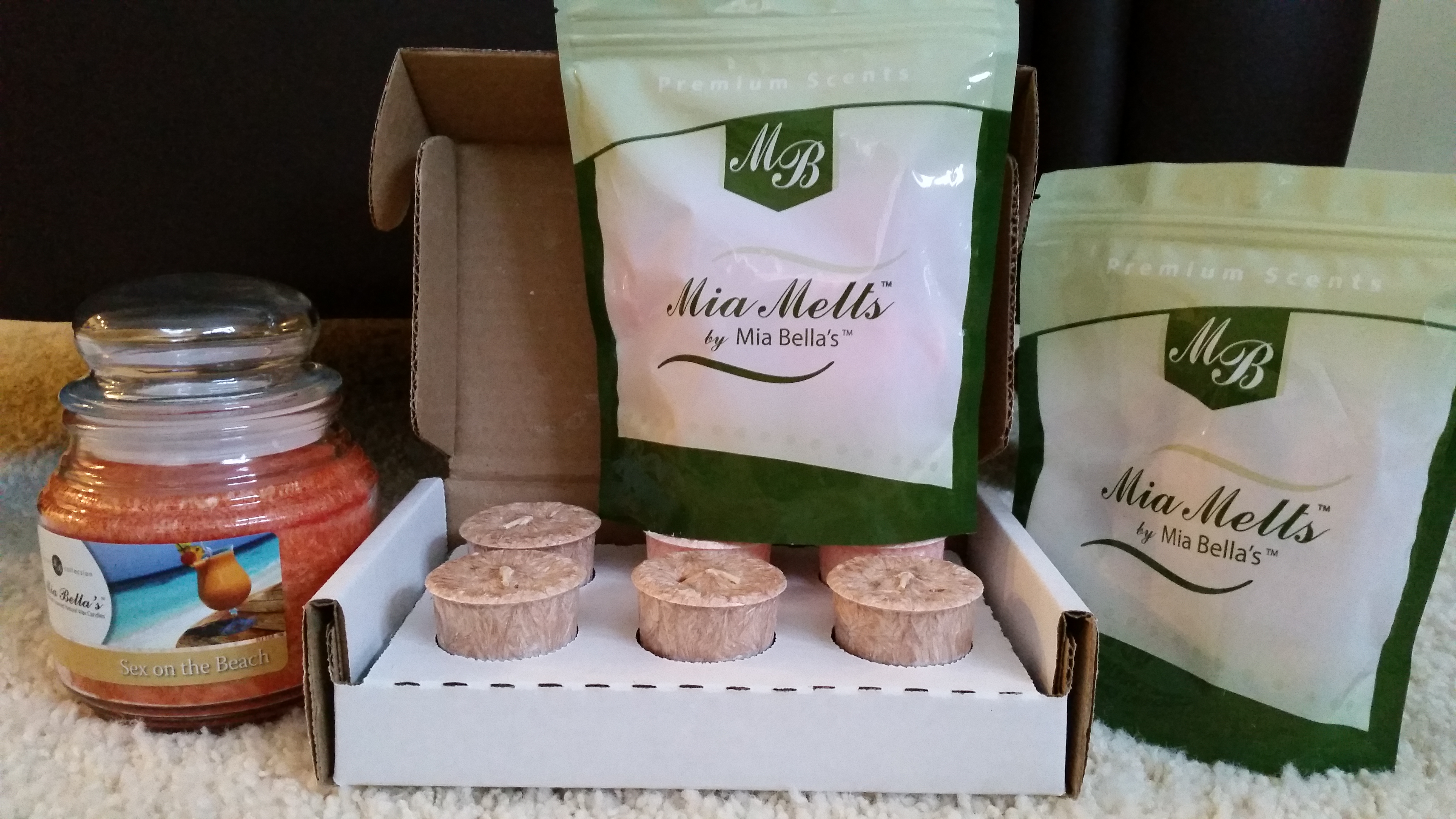 Mia Bella Candle of the Month Club
