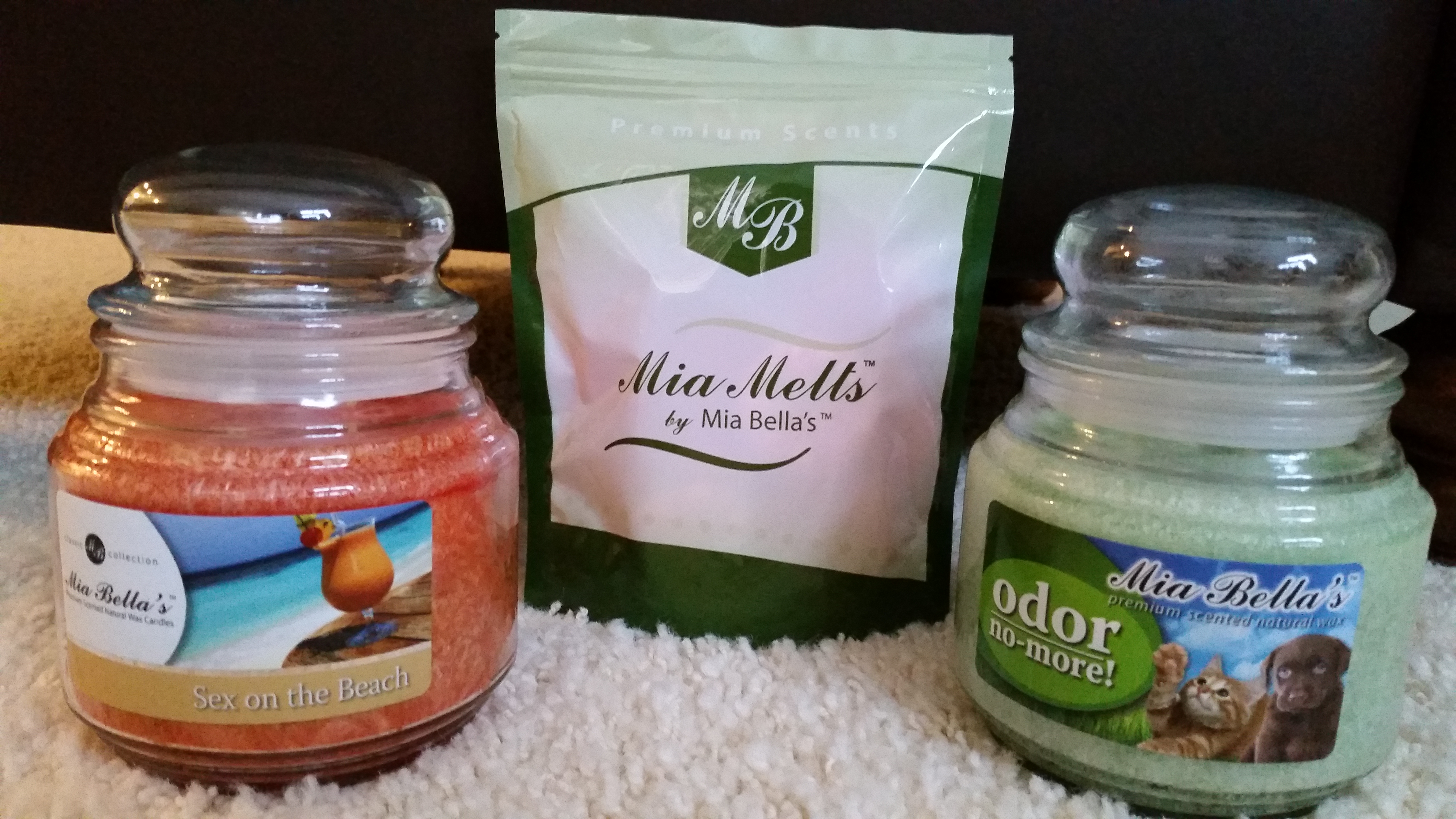 Candle of the Month Club - Mia Bella Candles