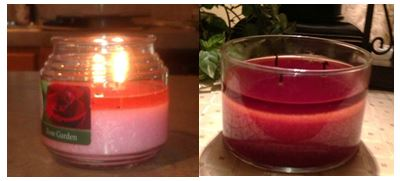 Clean Burning Candles