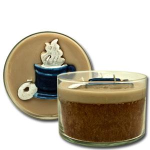 Coffee Break Sculptured Candles