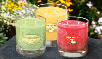 Mia Bella Candles Orchard Collection