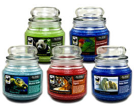 Mia Bella's Specialty Line of Candles