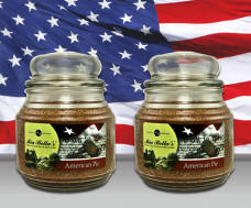 Mia Bella's American Pie Specialty Candle
