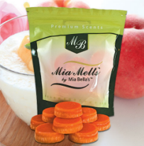 Mia Bella Wickless Candles