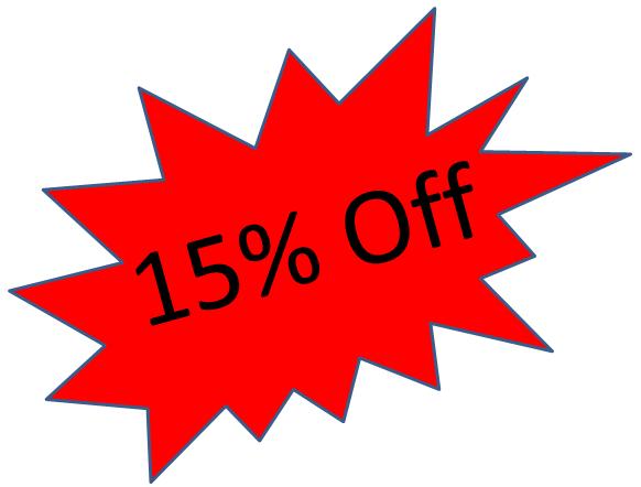 15% Off Mia Bella Scents
