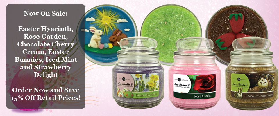 Easter Candles On Sale