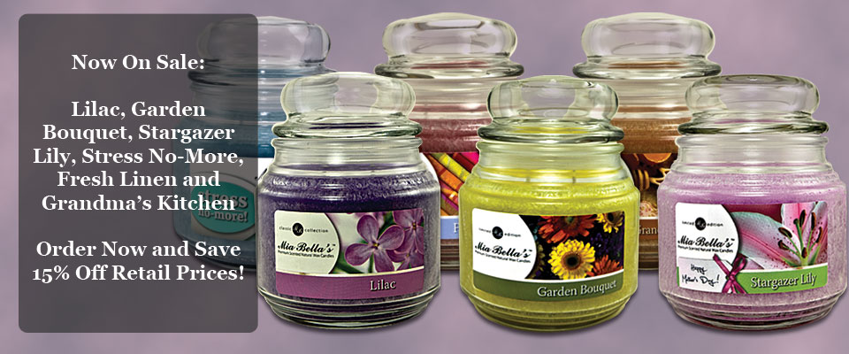 Mia Bella Floral Scents on Sale