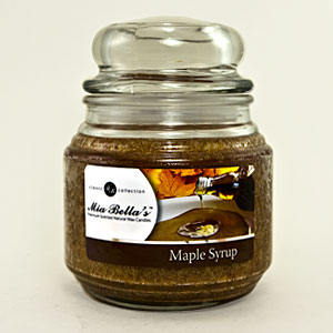 Maple Syrup Candle - National Pancake Day