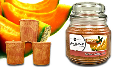 Melon Margarita Candle of the Month Scent