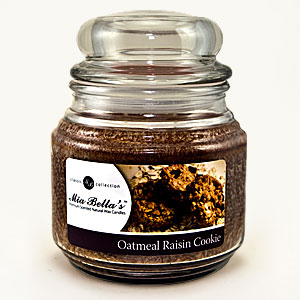 Oatmeal Cookie Candle