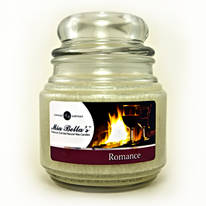Valentine Candles - Romance On Sale