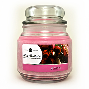 Valentine Candles - Valentines Day Candles