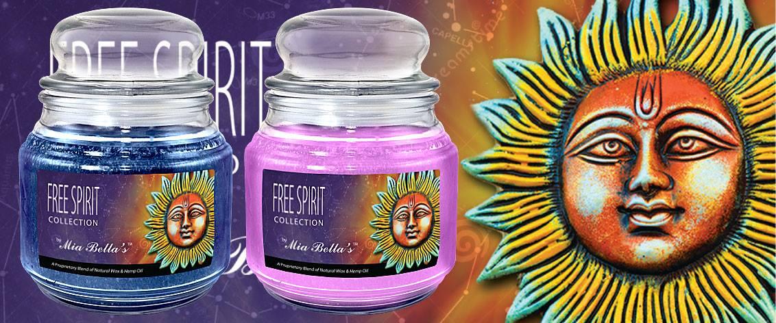 Free Spirit Candles