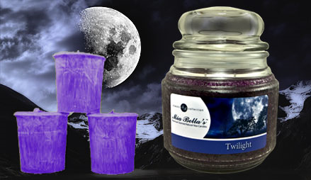 February Candle of the Month Club - Twilight