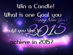 Win A Candle - Candle Contest