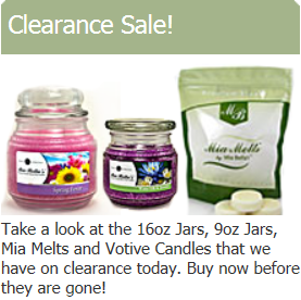 Scent-Sations Clearance Sale