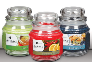 Mia Bella Gourmet Candles