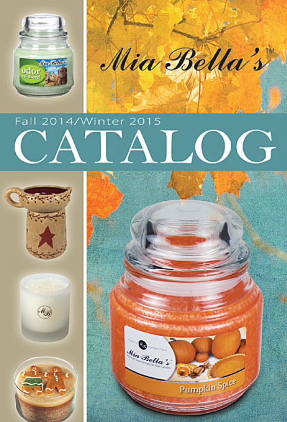 Mia Bella Candles Catalog - View Online Now