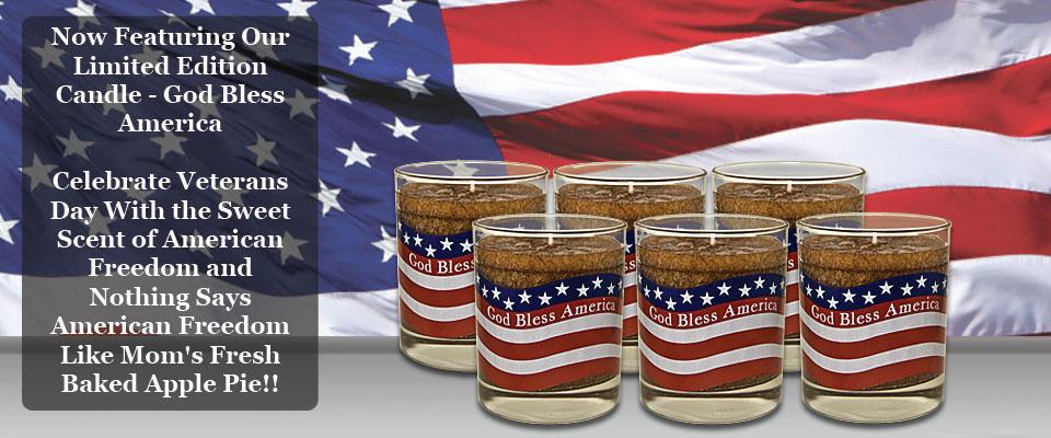 Scent-Sations Celebrates Veterans Day