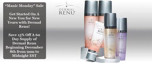Dermal Renu - Anti Glycation Skin Care